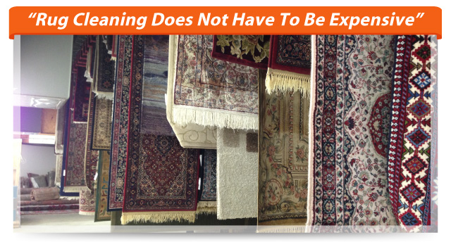 """Rug Cleaning Does Not Have To Be Expensive"" - Persian rugs Toronto / oriental rug cleaning Toronto"